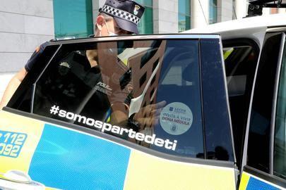 La Policía Local fomenta la donación de médula ósea