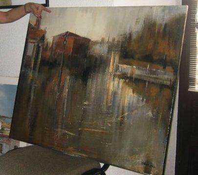 Concurso de Pintura Rápida al aire libre en el Arroyo de la Vega