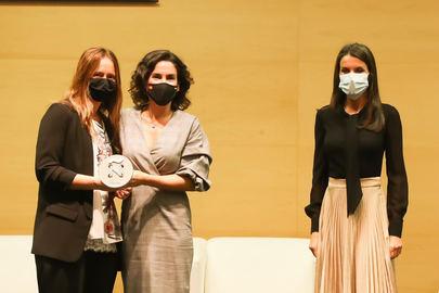Pisamonas, Premio Nacional de la Industria de la Moda 2020