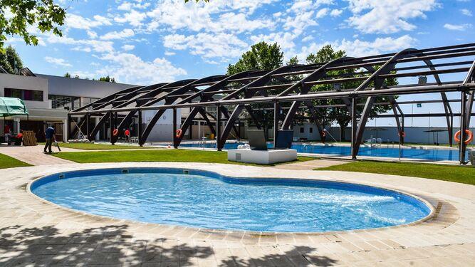 Apertura de piscinas comunitarias