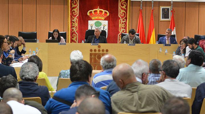 El Ayuntamiento de Sanse rechaza de manera unánime la Variante propuesta a la A-1