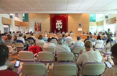 Alcobendas aprueba por unanimidad aplicar la Ley de Memoria Hist�rica