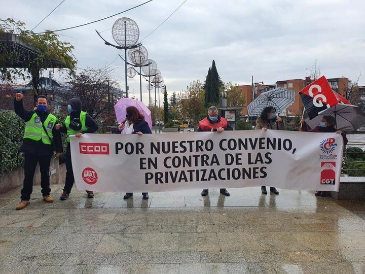 La Policía Local de Alcobendas teme el cierre de la base de Urbanizaciones