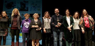 Alcobendas entrega los premios 'Atenea' y 'Hombres por la Igualdad'