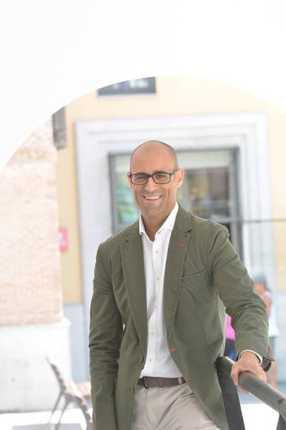 Imagen del portavoz del PP en San Sebastián de los Reyes, Raúl Terrón.