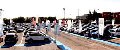 En septiembre vuelve a Alcobendas la Feria del Vehículo de Ocasión