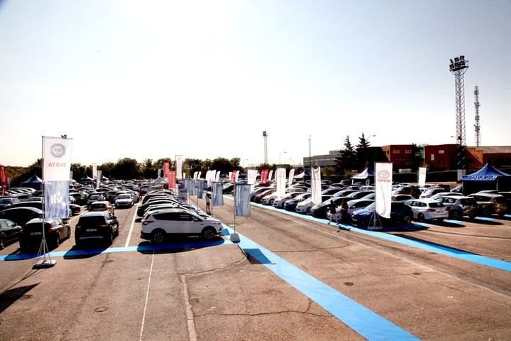 La Feria del Vehículo de Ocasión en Alcobendas cumple 10 años