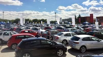 La Feria del Vehículo de Ocasión de Alcobendas pone a la venta 350 vehículos