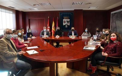 El gobierno municipal hace balance de las acciones durante el paso de 'Filomena'