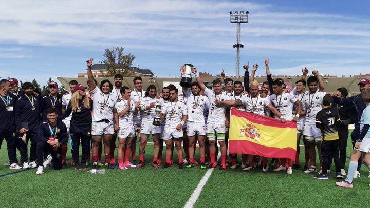 El Lexus Alcobendas Rugby gana la Copa del Rey