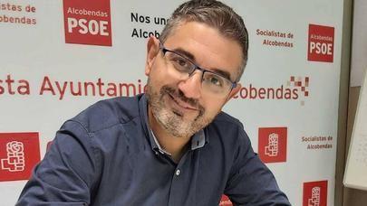 Dimite Rafael Sánchez Acera, alcalde de Alcobendas