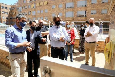 Alcobendas ampliará el servicio de recogida neumática de residuos