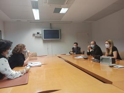 Reformas en el CEIP Federico García Lorca