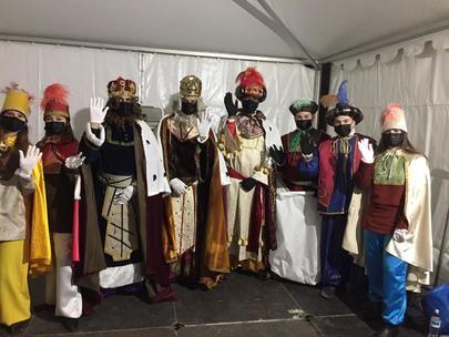 El desfile de Reyes de Alcobendas podrá verse en directo