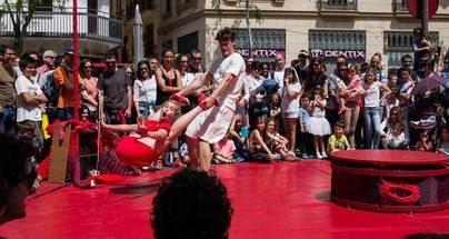 'Muestra de Títeres y Teatro de Calle' en Alcobendas.