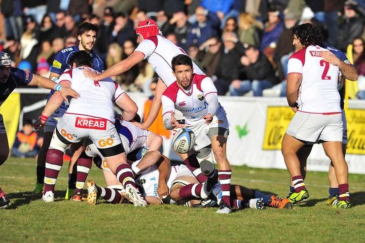 El Sanitas Rugby se juega la temporada en Vallaldolid