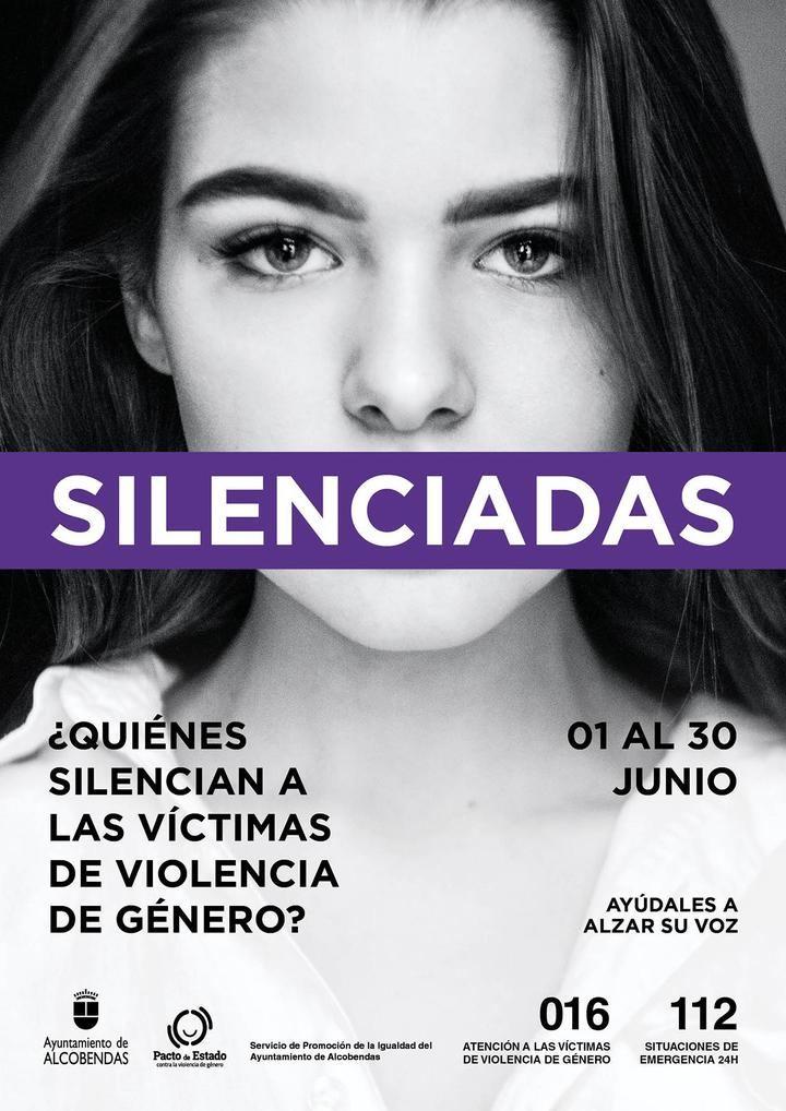 """""""Silenciadas"""", exposición interactiva contra la violencia de género"""