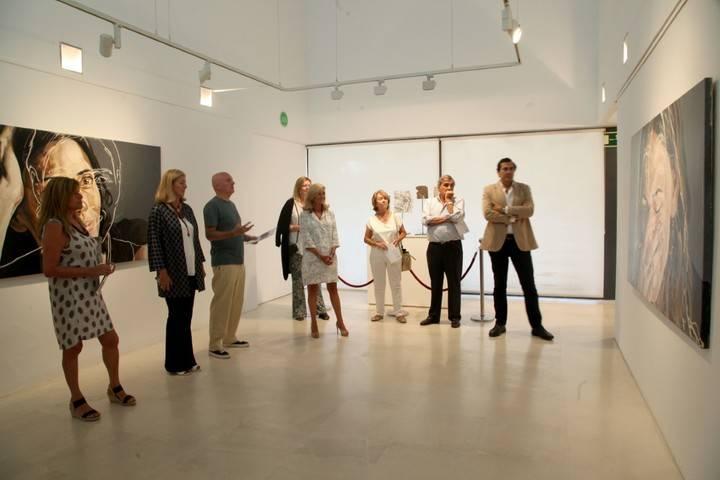 Exposición de Daniel O'Sullivan en el centro cívico Ánabel Segura