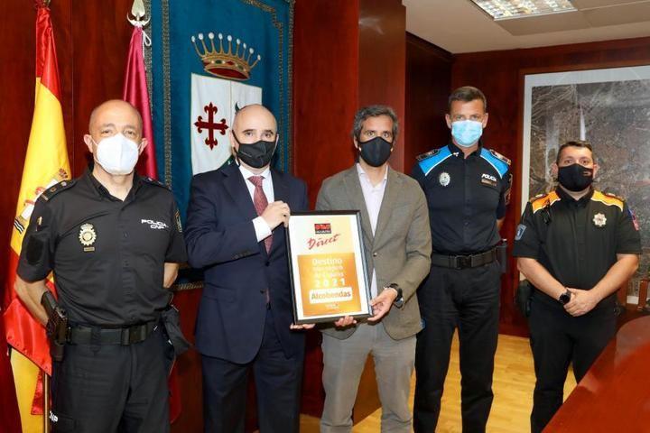 Alcobendas, una de las ciudades más seguras de España