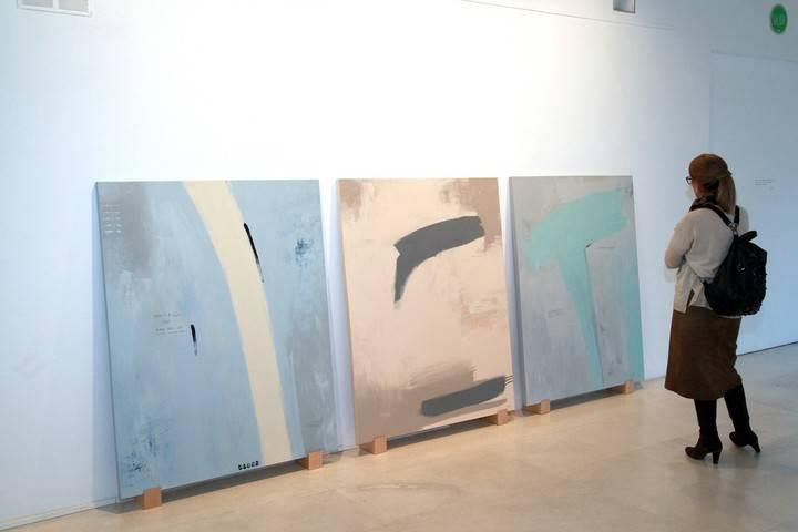 En marcha la Exposición 'Sinestesia'de Virginia Rivas