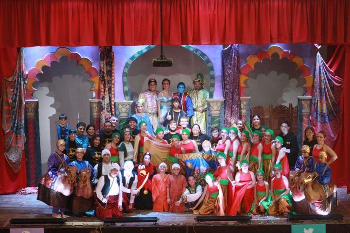 Teatro solidario en Alcobendas para conmemorar el Día Munidal del Párkinson