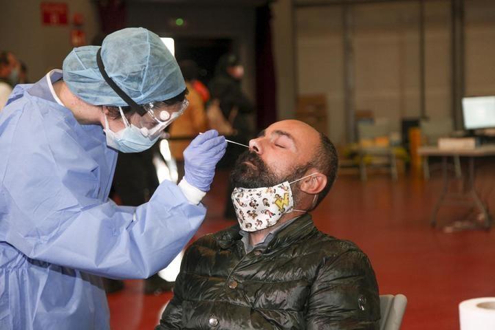 Nueva campaña de test de antígenos en Alcobendas