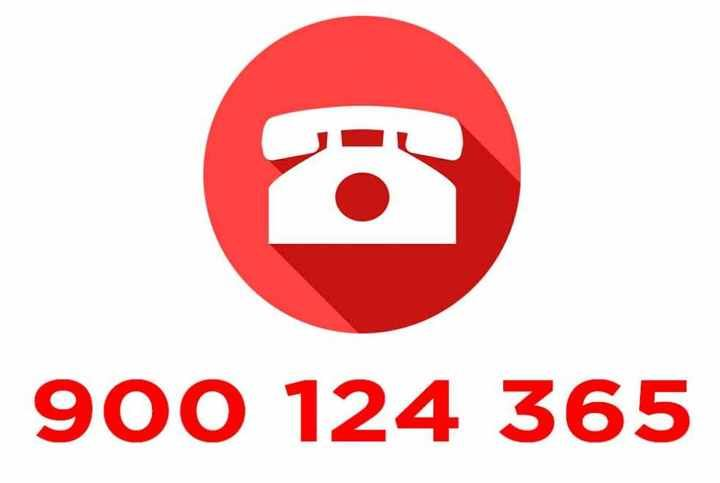 Teléfono gratuito de apoyo psicológico para la gestión emocional en población vulnerable