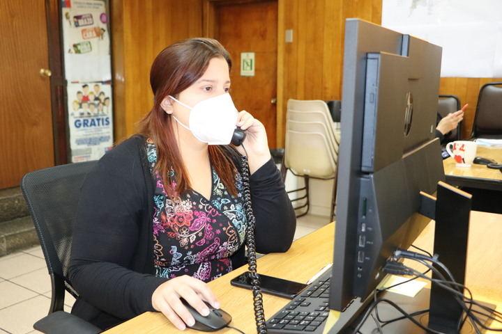 La Comunidad utiliza un número de teléfono único de salida para que los usuarios identifiquen las llamadas de su centro de salud