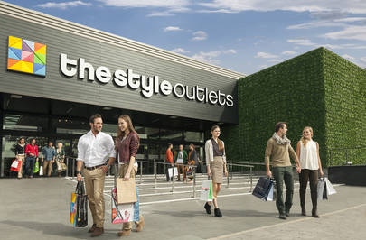 Superjueves en The Style Outlets