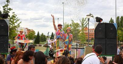Primeras funciones de la XXIX Muestra de Títeres y Teatro de Calle