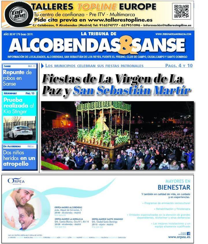 Consulta La Tribuna de Alcobendas y San Sebastián de los Reyes