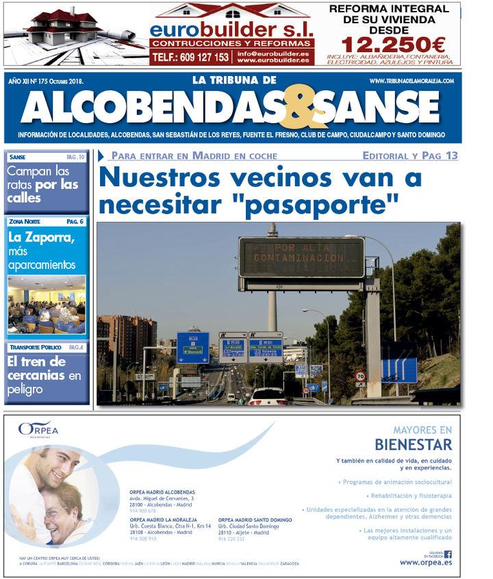 Consulta la versión digital de la Tribuna de Alcobenas y San Sebastián de los Reyes