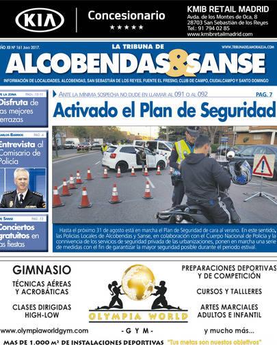 Consulta el número de La Tribuna de Alcobendas y San Sebastián de los Reyes