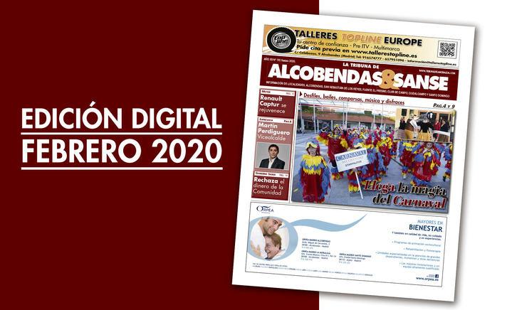 Consulta La versión digital de La Tribuna de Alcobendas&Sanse