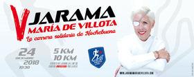 V carrera Jarama-María de Villota el día de Nochebuena