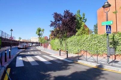 Termina la reforma de las calles Iris y Hiedra del Soto de La Moraleja