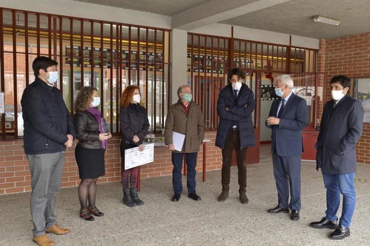El CEIP V Centenario y el IES Joan Miró ganadores por sus métodos por favorecer la convivencia