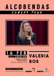 Comienza el 'Alcobendas Comedy Tour'