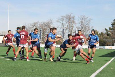El Lexus Alcobedas Rugby vuelve a la senda del triunfo