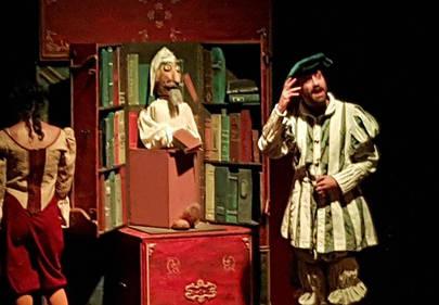 'Ingenioso Hidalgo' en el Teatro Auditorio Ciudad de Alcobendas