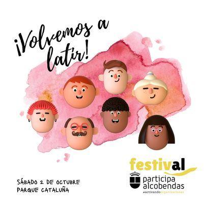 """Alcobendas activa el festival de participación """"Volvemos a latir"""""""