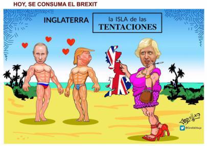 La salida del Brexit