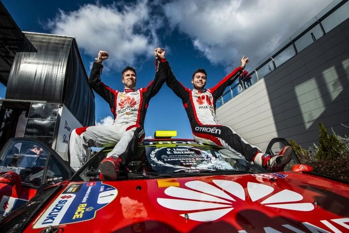 Ares y David Vázquez ganan el X Rallye de la Comunidad de Madrid