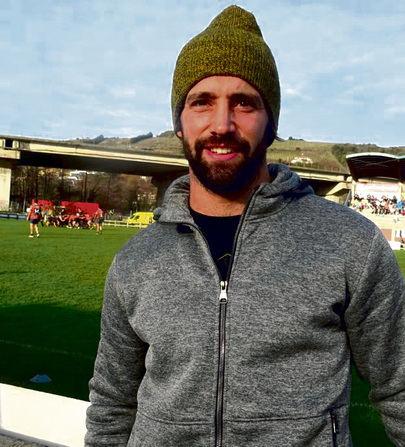 Nuevo jugador del Alcobendas Rugby