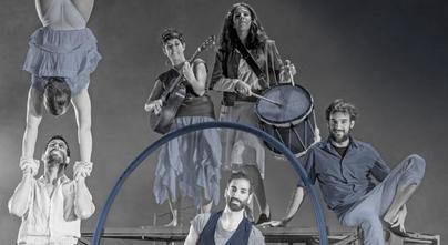 Actuaciones de circo en los teatros de Alcobendas y San Sebastián de los Reyes