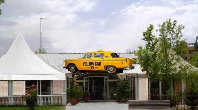 'Yellow Cab', restaurante y cervecería