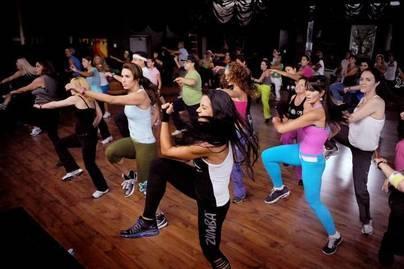 Desafio solidario Fitness Non Stop de Fundal