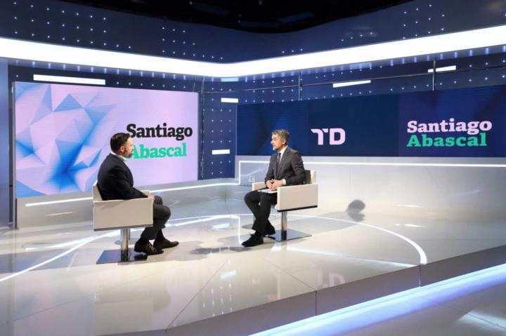 Entrevista a Santiago Abascal en RTVE