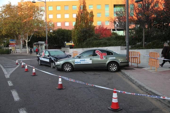 Sorprendente campaña para prevenir accidentes de tráfico