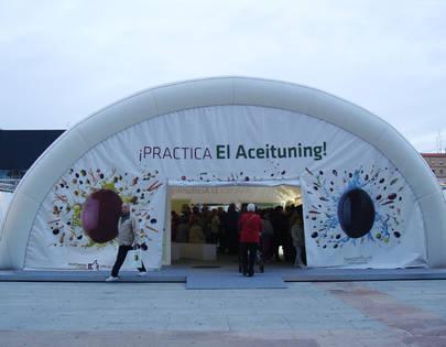 Aceituning Tour en Alcobendas